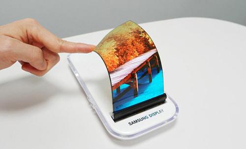 Samsung sớm tung điện thoại uốn dẻo Galaxy X nhằm