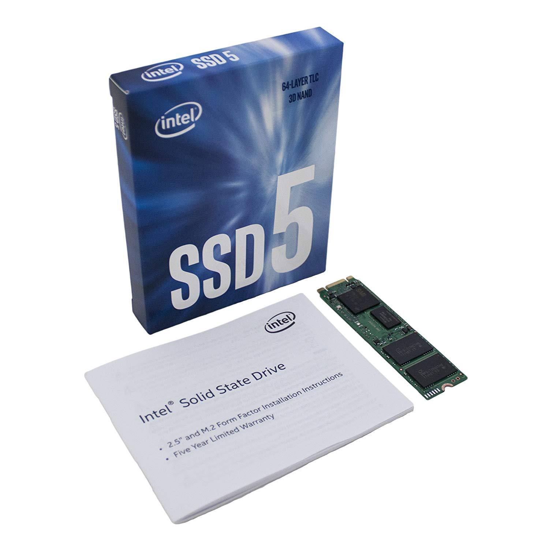 SSD Intel 545s 120GB SATA 3
