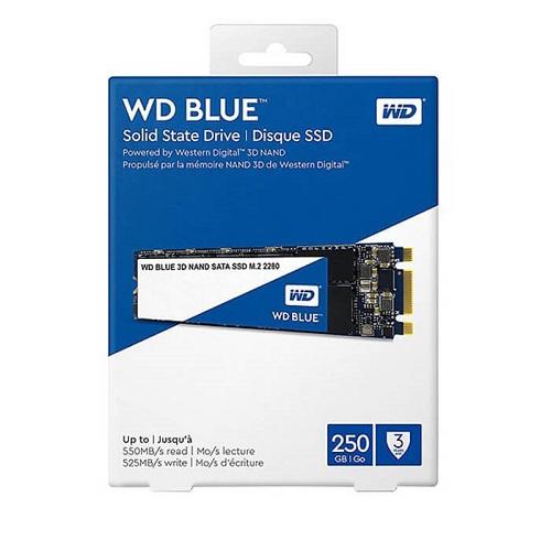 SSD WD Blue 250GB M2-2280
