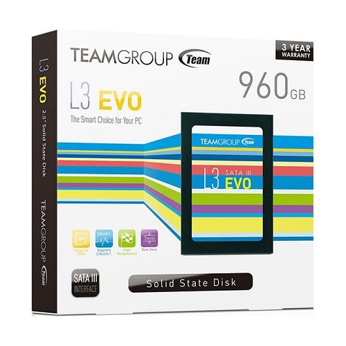SSD Team L3 Lite EVO 120GB